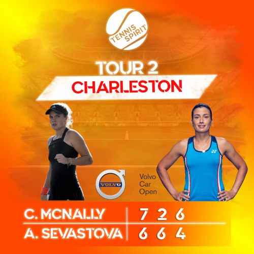 Résultat-Tennis-Match-Simple-WTA-McNally-Sevastova-Tour-2-Charleston-Volvo-Car-Open-2021-Tennis-Spirit-Media-Actu-Info-Direct-Live-Score (1)